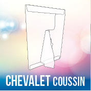 Chevalets coussin   -