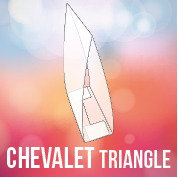 Chevalet Triangle -